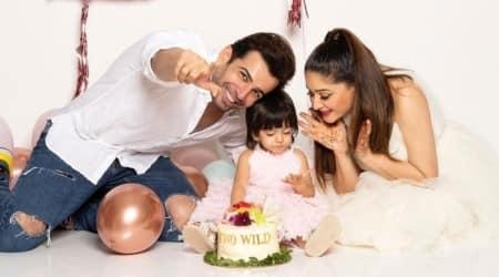 mahhi vij jay bhanushali daughter birthday