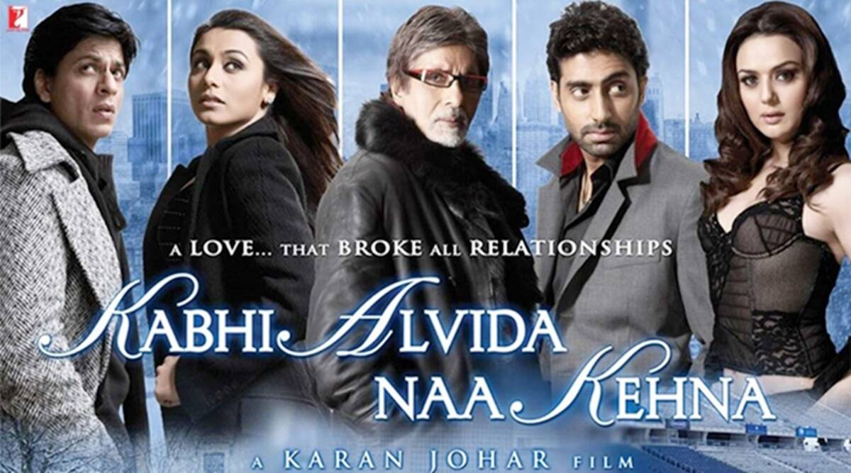 15 years of Kabhi Alvida Naa Kehna: How a real-life divorce gave Karan Johar the idea for his 'extremely special' film | Entertainment News,The Indian Express