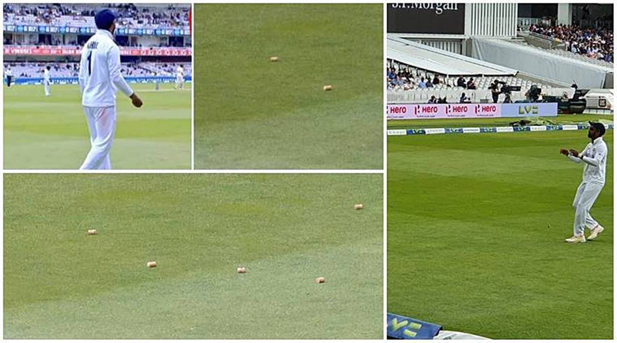 kl rahul, objects thrown, india vs england