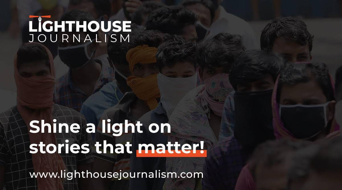 Lighthouse Journalism, a crowdfunding model to highlight under-reported stories, launched on I-Day