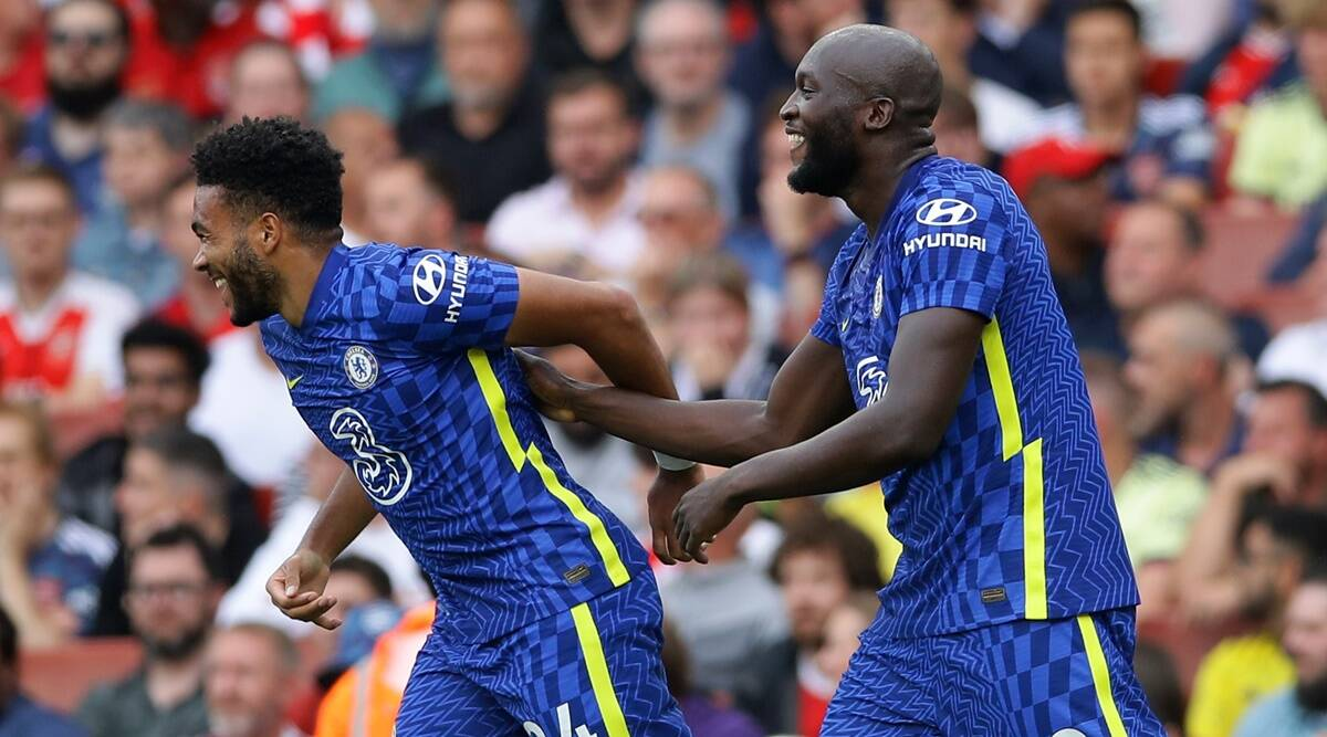 Premier League: Lukaku marks Chelsea return with goal against Arsenal, Kane  back for Spurs   Sports News,The Indian Express