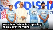 Tokyo Olympics: Here's How Odisha Is Supporting Hockey Over The Years