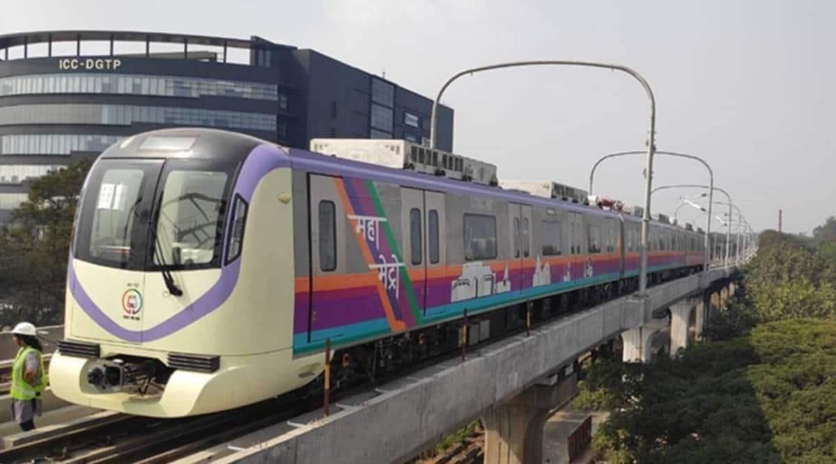 maha-metro, Pune metro, cycles on Pune metro, Indian express, indian express news, pune news