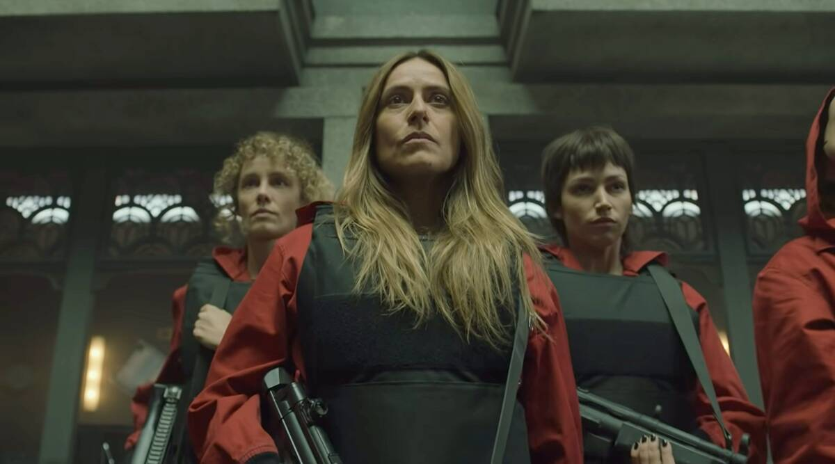 Money Heist Season 5 First Impression Review: Women call the shots in an  explosive season of La Casa De Papel on Netflix