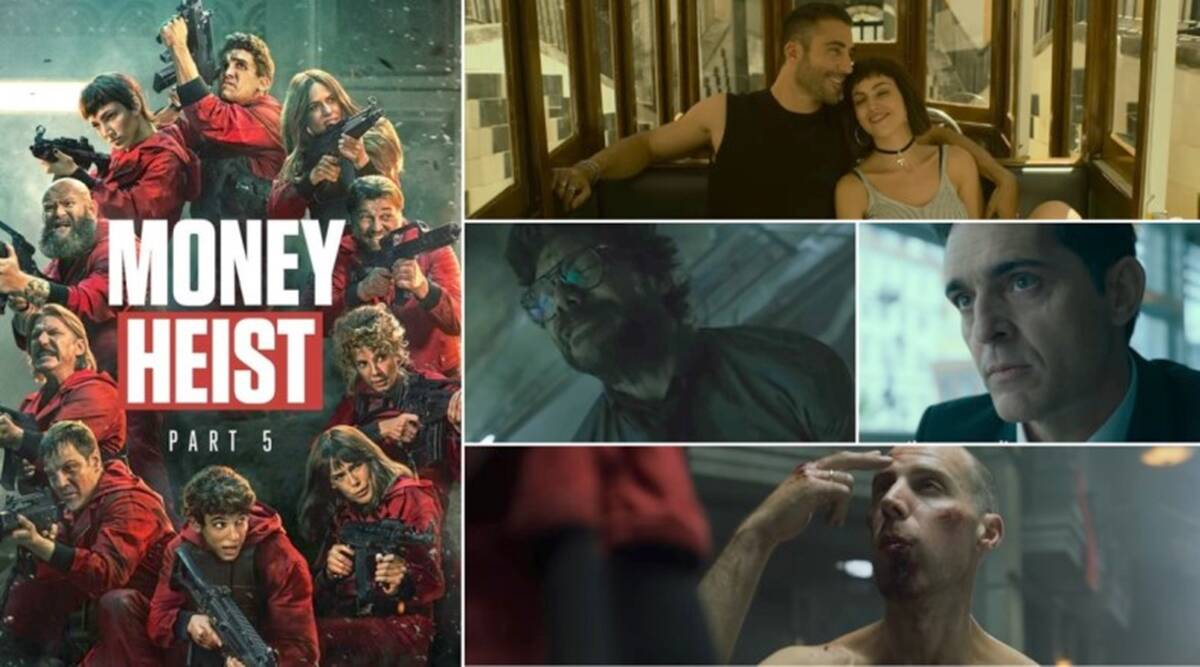 money heist season 5 trailer stills