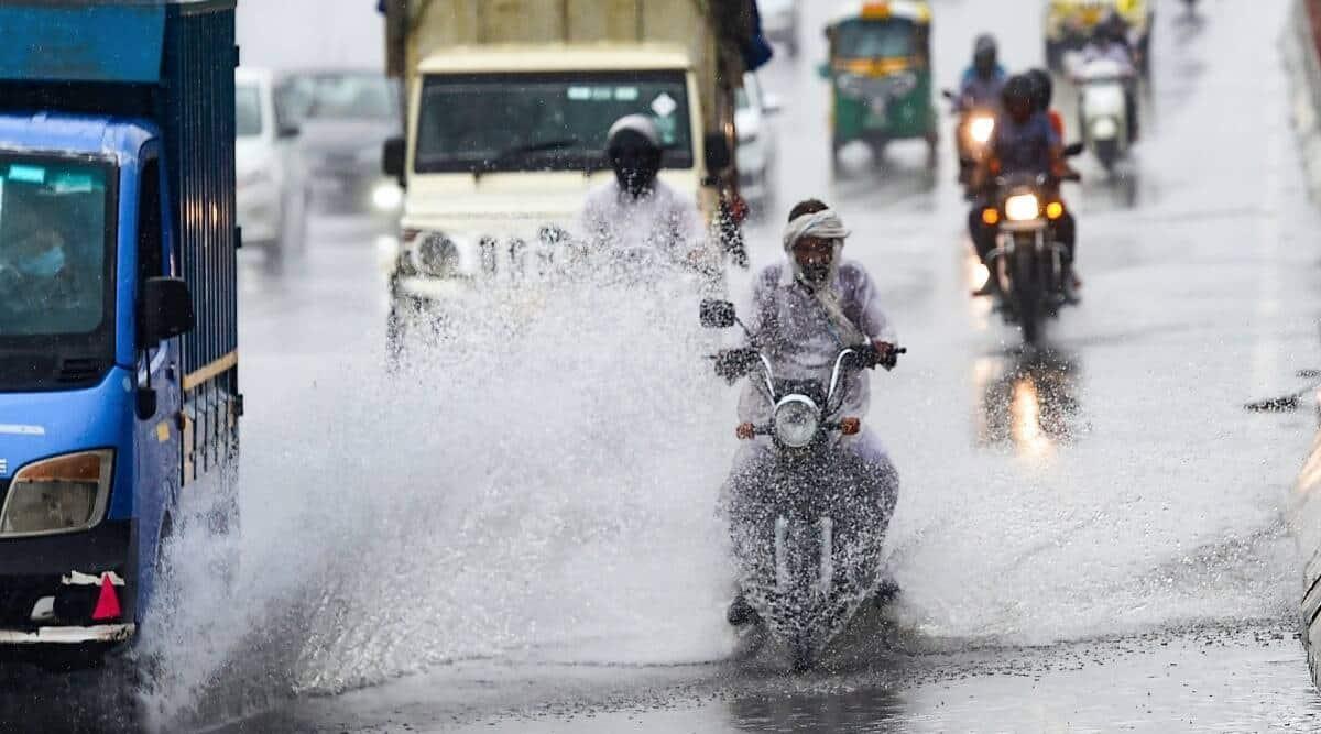 monsoon news, weather news, latest weather news, monsoon india, delhi pune weather news, weather news latest, monsoon news india, indian express news