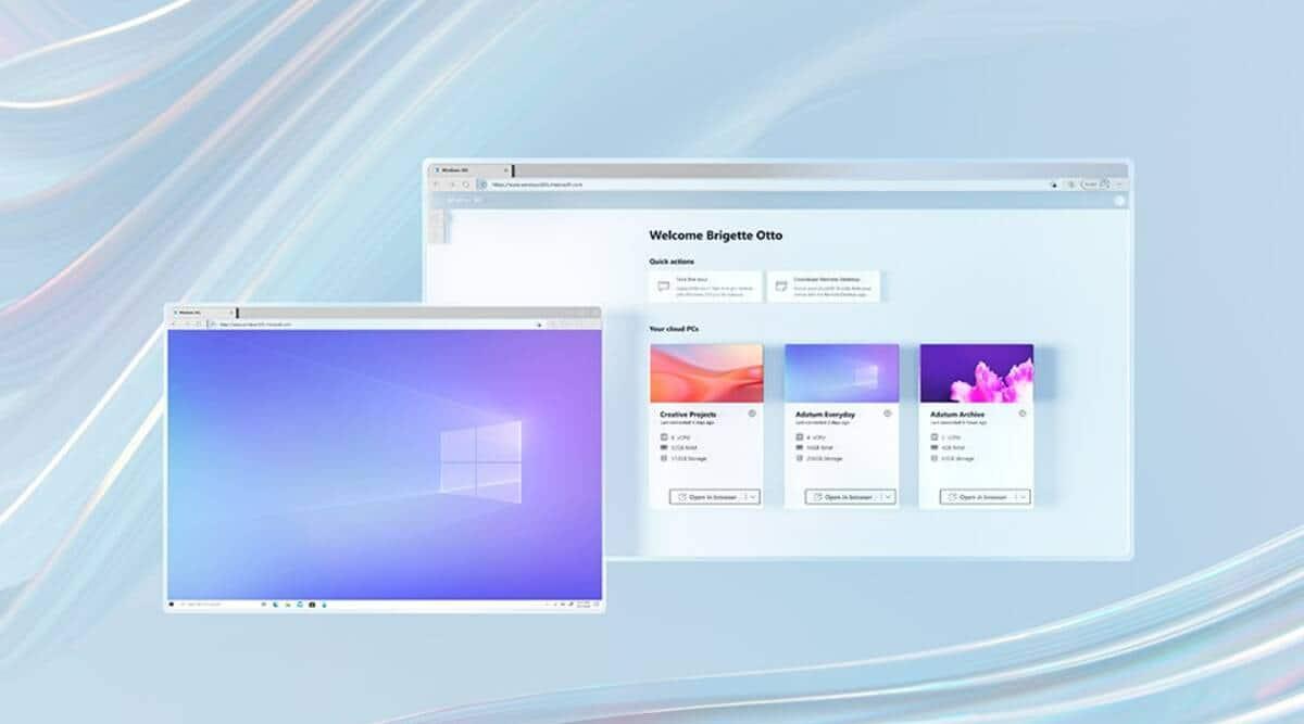 Microsoft Windows 365 price