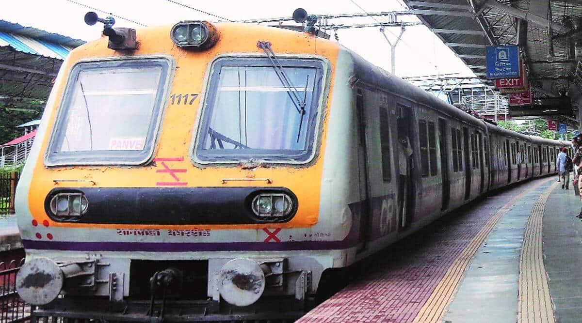 Local train, Mumbai