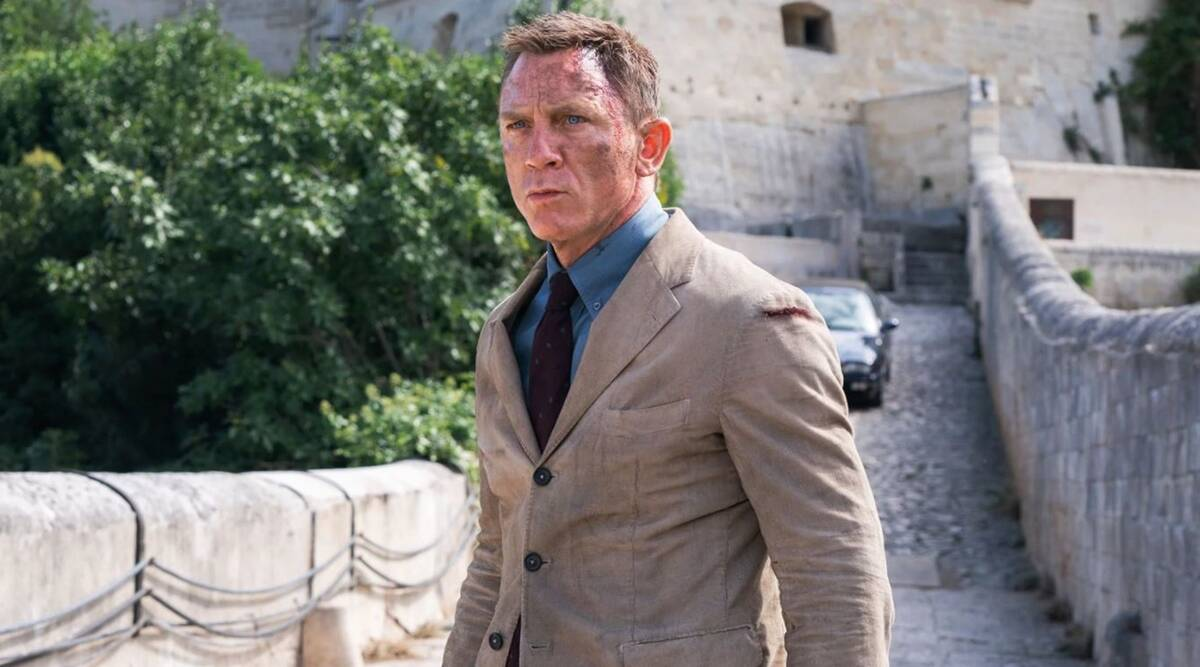 No Time to Die: 9-minute footage from Daniel Craig's James Bond movie shown at CinemaCon wows fans | Entertainment News,The Indian Express