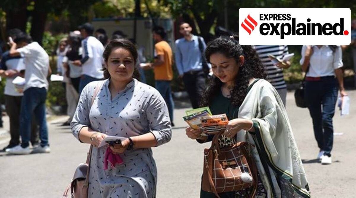 National Education Policy, Delhi University NEP, Four Year UG course, National Education Policy explained, What is National Education Policy, Delhi schools reopening, Express Explained, Indian Express