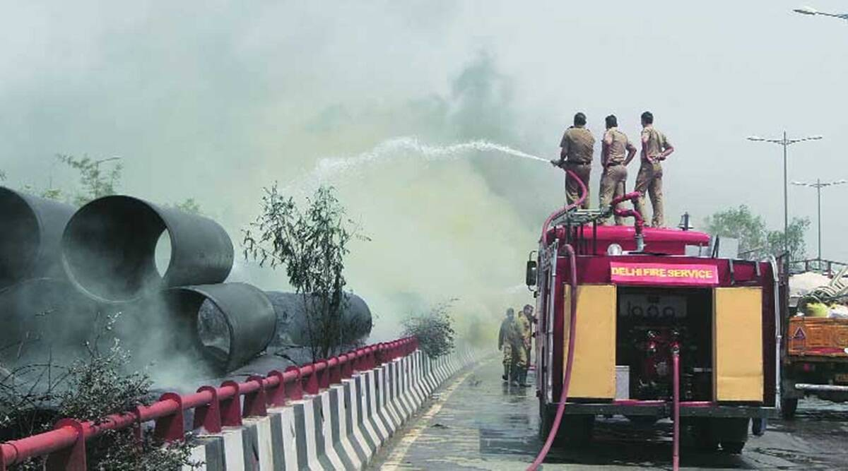 Delhi: 83 fire calls in 3 months from units with no NOC