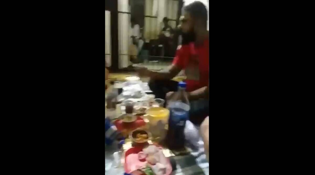 Delhi: Cop suspended over video from lock-up