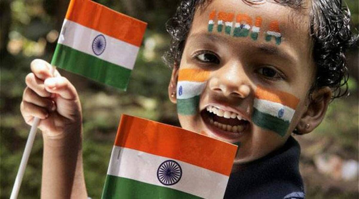 Independence day, Independence day 2021, national flag, indian flag, tricolour, plastic flags, Union Home ministry, Indian express, indian express news