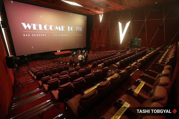 Delhi priya cinemas