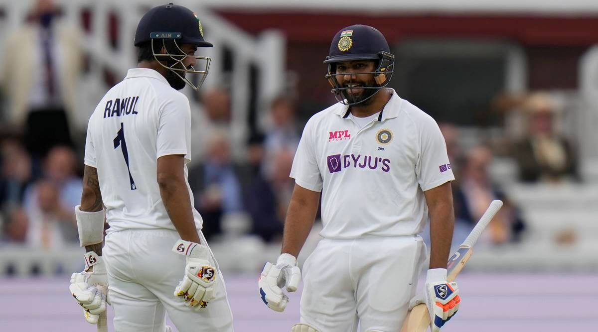 Discipline and dedication: How Rohit and Rahul's simple formula thwarted  England at Lord's | Sports News,The Indian Express