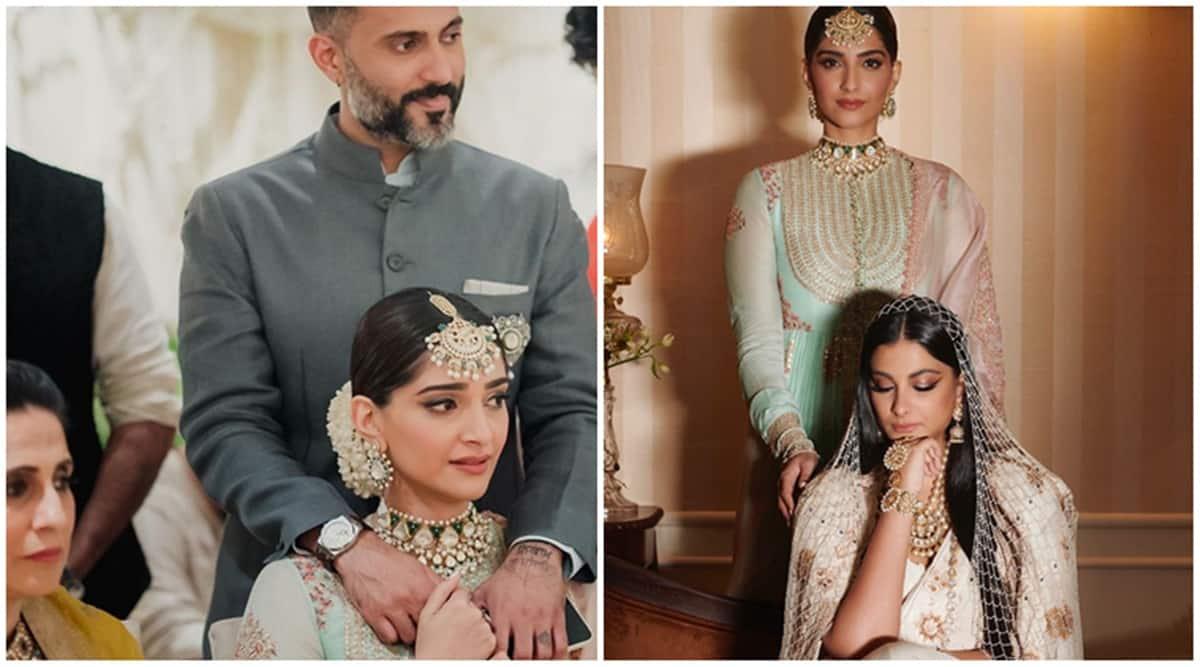 sonam kapoor rhea kapoor's wedding