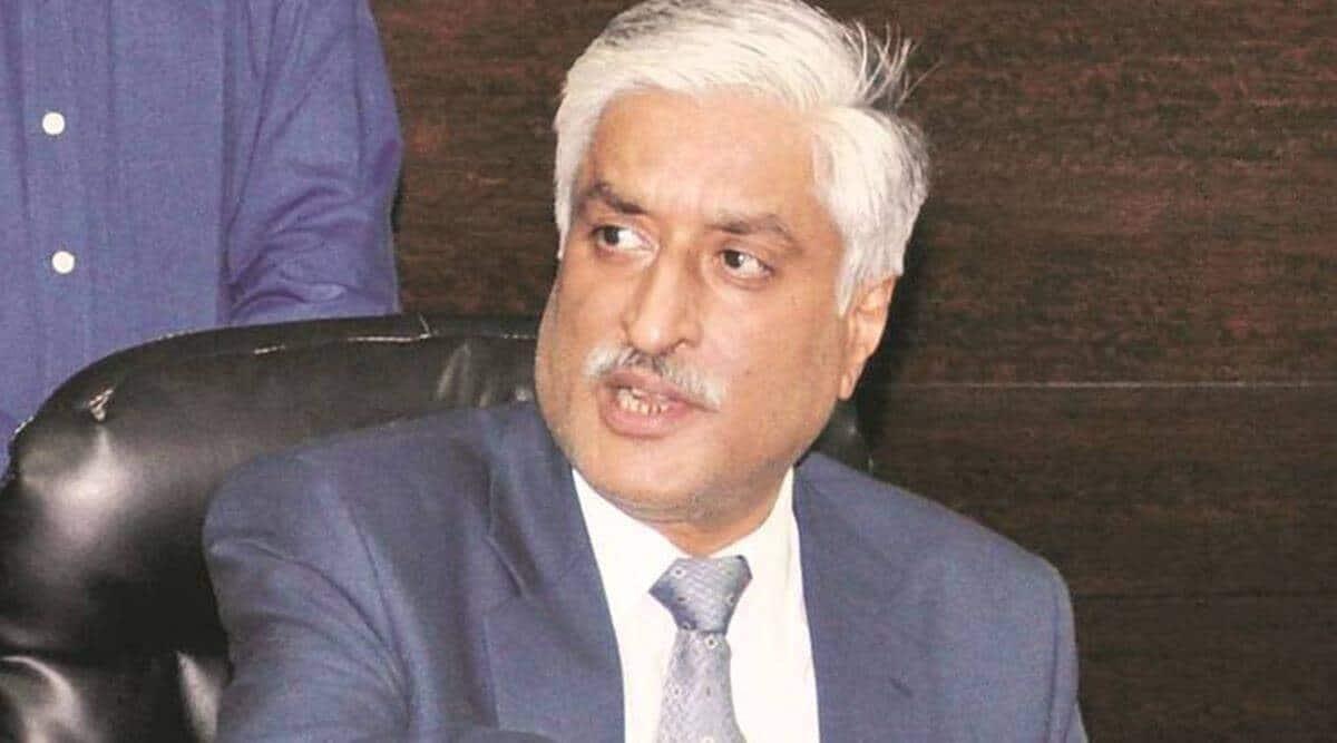 AAP, Punjab aap, Sumedh Saini, capt amarinder singh, punjab cm, indian express, indian express news, pun jab former DGP, punjab news