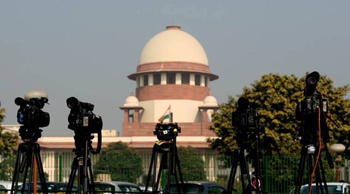 CJI bench: Pegasus snooping charges serious, but why no FIR until now - The Indian Express