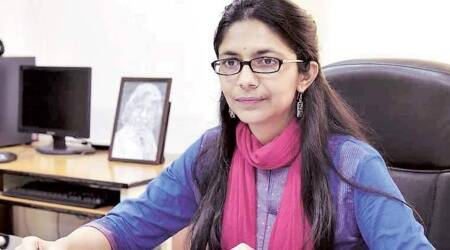 Delhi Commission for Women, Delhi Commission for Women chairperson, Swati Maliwal, the DCP, Delhi Police Cyber Cell, Sulli deals, indian express, indian express news