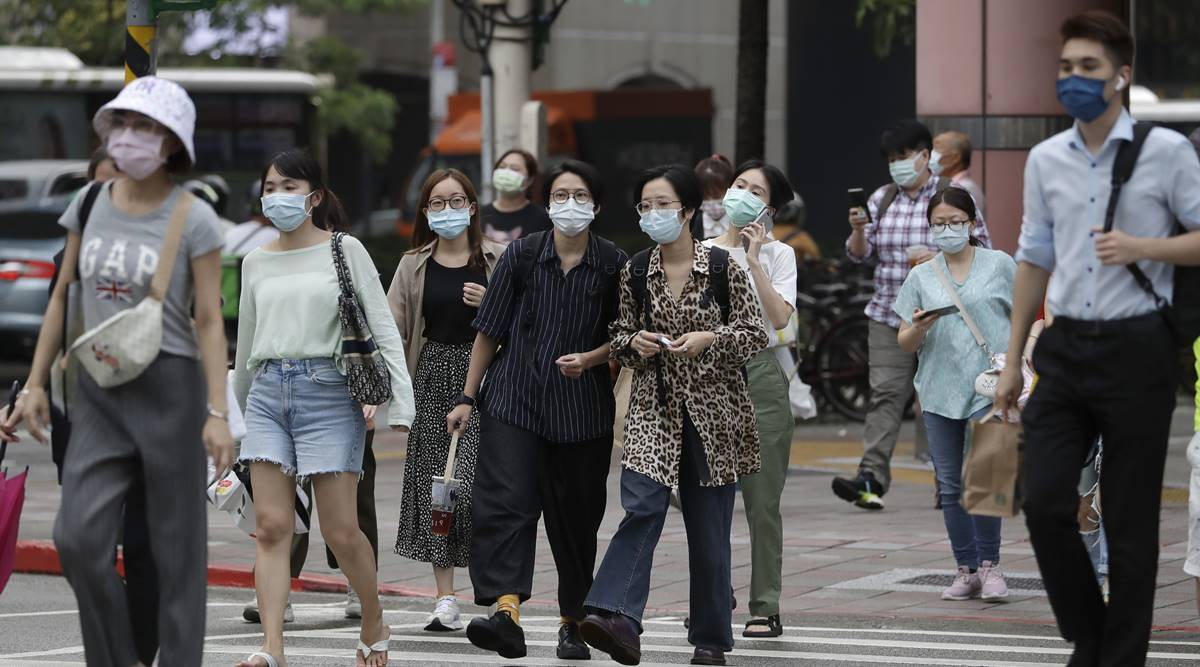 How Taiwan is curbing outbreaks without strict lockdowns