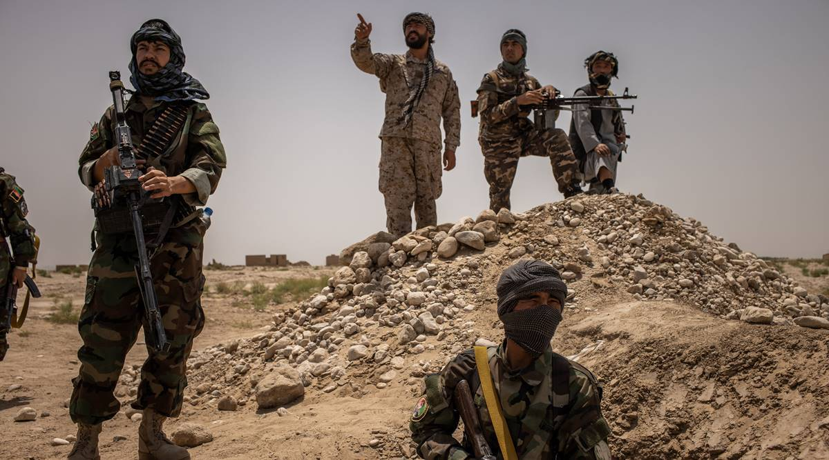 A new breed of crisis: War and warming collide in Afghanistan