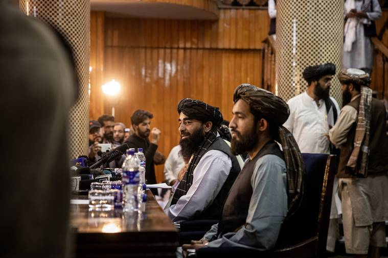 How the Taliban turned social media into a tool for control
