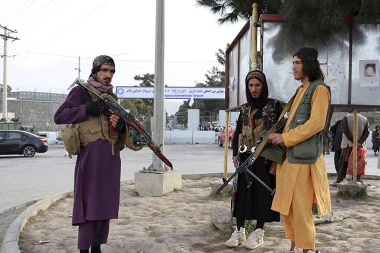 Taliban victory afghanistan crisis kabul airport