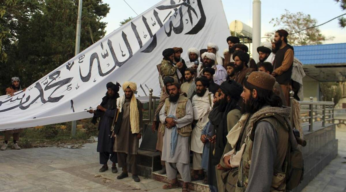 afghan students in india taliban