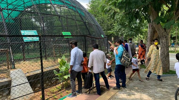 Tamil nadu vandalur zoo covid restrictions guidelines