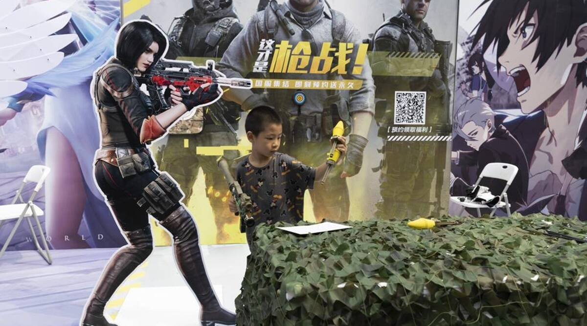 China, online games, china gaming restrictions, online gaming, new york, netease, indian express, indian express news, world news
