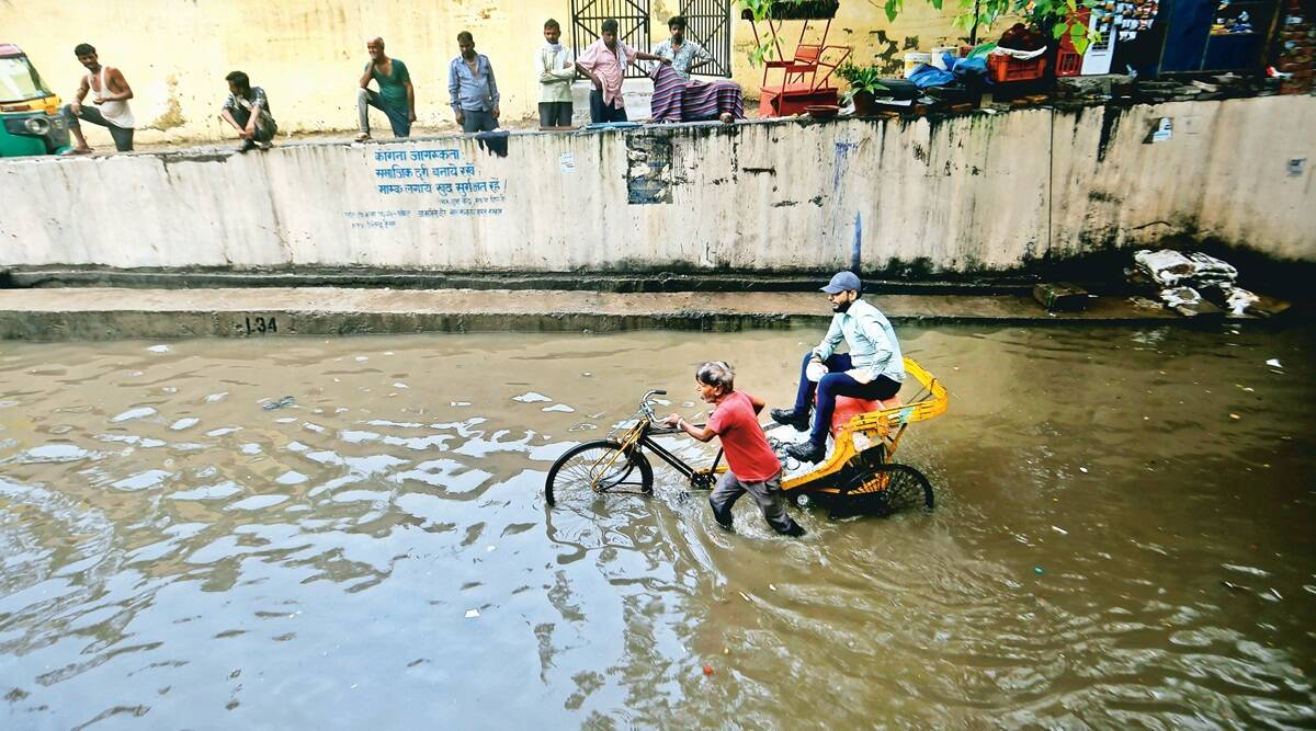Minto Bridge to IP Estate — some new solutions for Delhi's waterlogging woes