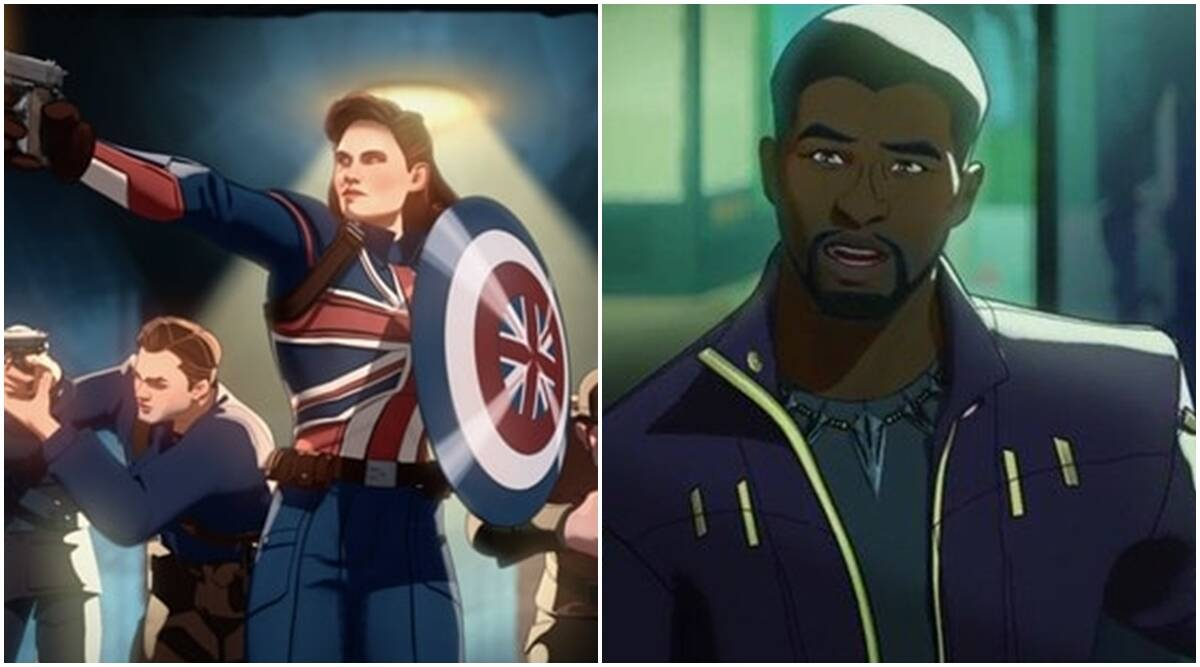What If, peggy carter, t'challa