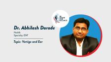 Dr Abhilash Darade – Vertigo and Ear