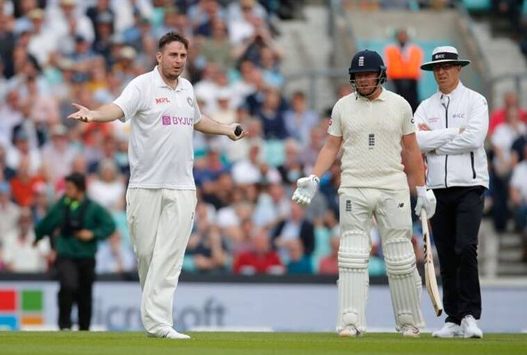 India vs England, IND vs ENG, Daniel Jarvis, Jarvo cricket pitch, Who is Daniel Jarvis, Jonny Bairstow, Indian express