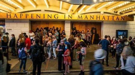 Broadway, Richard Rogers theater, Broadway covid 19