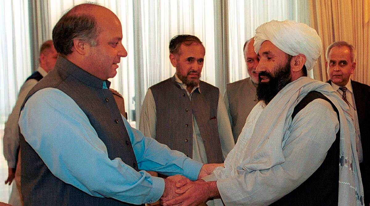 Taliban Afghanistan, Afghanistan Taliban news, Who are the new Taliban leaders, Taliban news, indian express world news