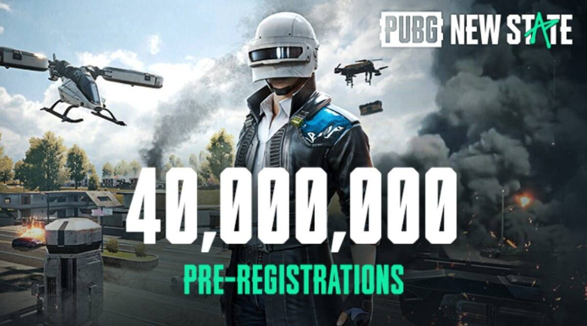 PUBG: New State, PUBG: New State launch date, PUBG: New State register, PUBG: New State pre-registrations, PUBG: New State what's new,