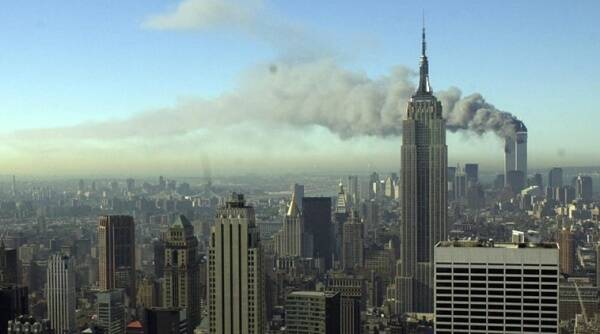 9/11, George W Bush, New York, World Trade Center, 9/11 media coverage, indian express, indian express news, world news, current affairs