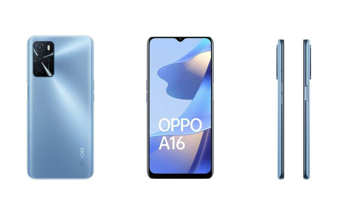 Oppo, Oppo A16, Oppo A16 launch, Oppo A16 price, Oppo A16 specifications, Oppo A16 variants, Oppo A16 features, Oppo A16 offers,