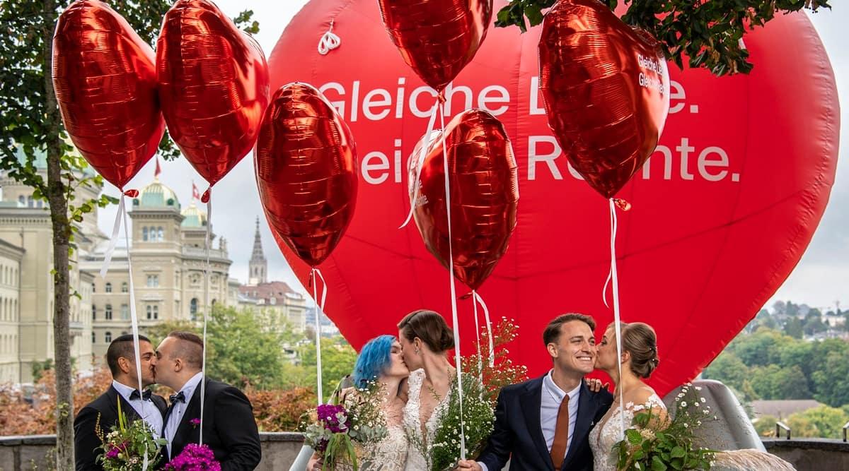 Switzerland, Same Sex marriage