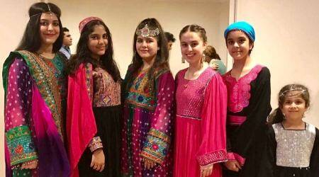 Afghanistan crisis, Taliban in Afghanistan, state of women in Afghanistan, Taliban treatment of women, hijab mandate in Taliban, Afghanistan women, Afghanistan culture, Afghanistan attire, Afghanistan traditional dresses, indian express news