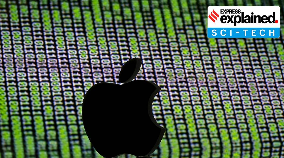 Apple spyware, Apple update, Apple Pegasus attack, Apple devices update, Pegasus zero click attack explained, Forced Entry spyware, Indian Express