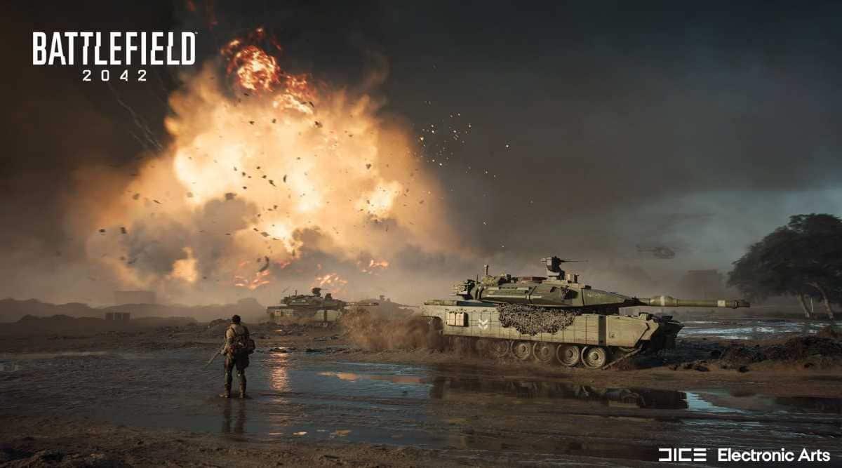 Battlefield 2042, Battlefield 2042 delay, Battlefield 2042 release,