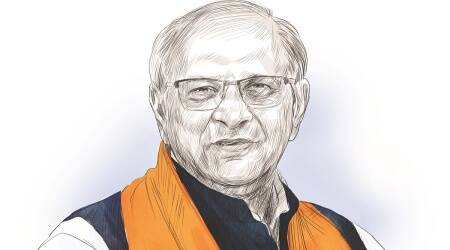 Bhupendra Patel: The new Gujarat chief