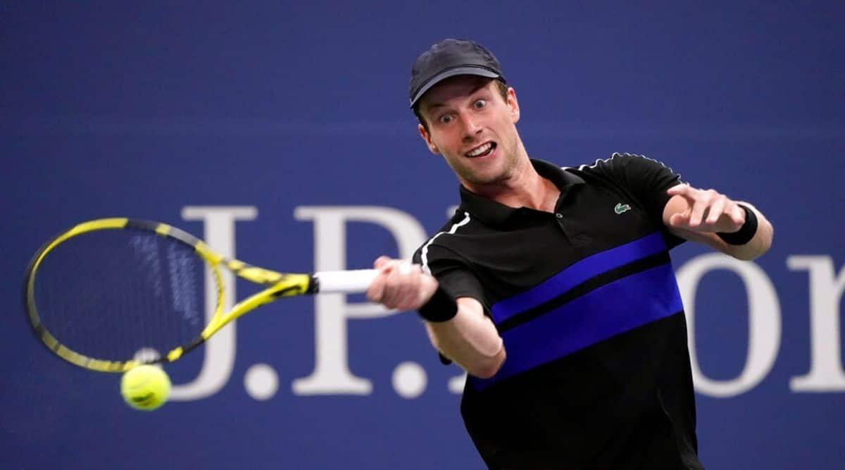 US Open, Van de Zandschulp
