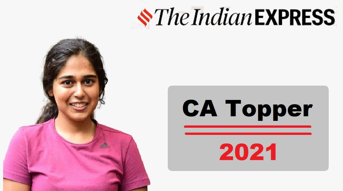 CA result 2021, CA topper