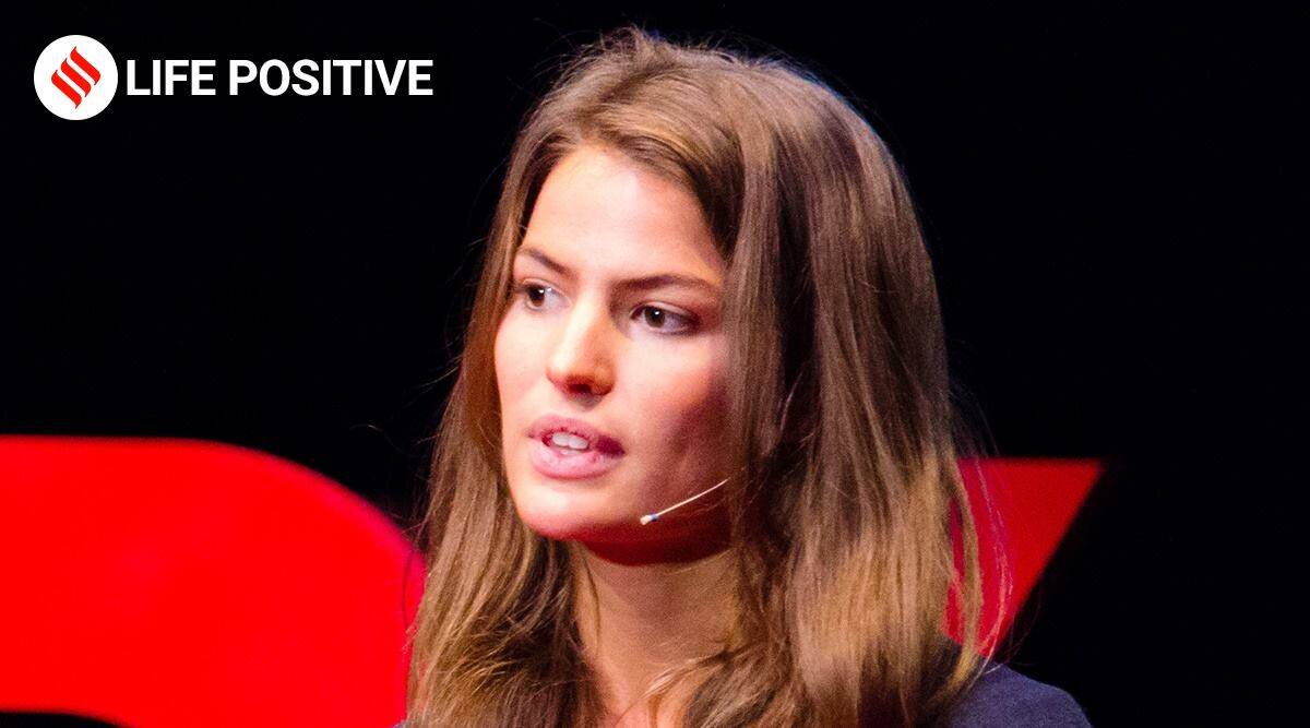 Cameron Russell, Cameron Russell TED Talk, Cameron Russell inspirational videos, Cameron Russell model, Model motivational videos, model, fashion model, life positive, indian express news