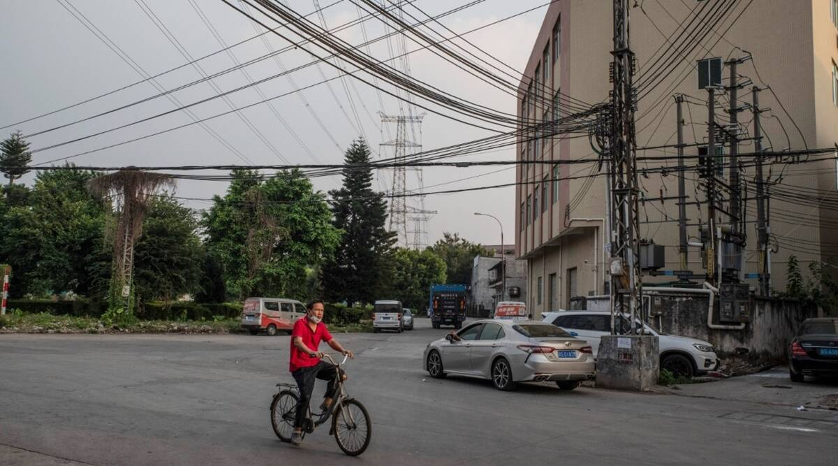 China, electricity