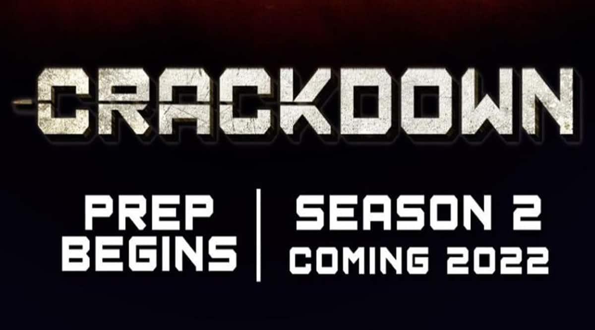Crackdown season 2