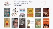 The longlist for the NIF-Kamaladevi Chattopadhyay Book Prize is announced